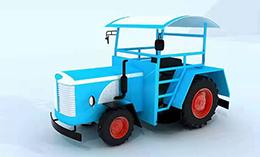 田园拖拉机,拖拉机,欢乐拖拉机,蒂森逸驰 厂家推荐