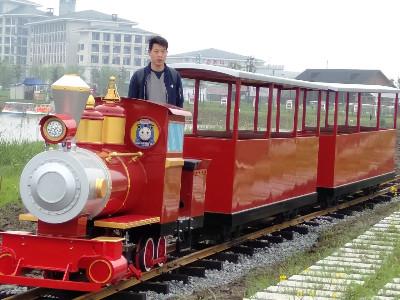 环岛小火车