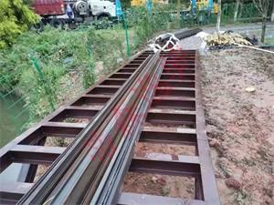 轨道观光小火车钢轨