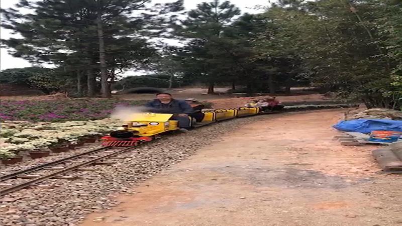 超Q观光小火车
