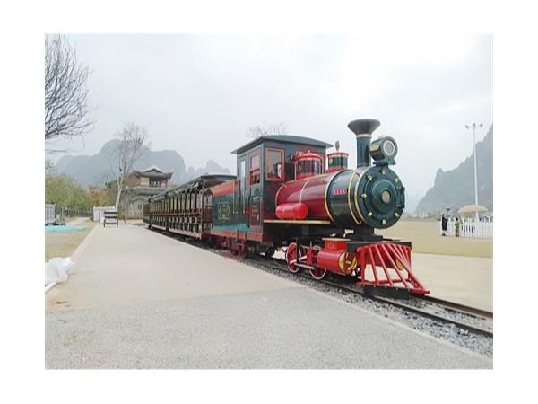 DST-G6-D63A 观光小火车主题公园轨道小火车