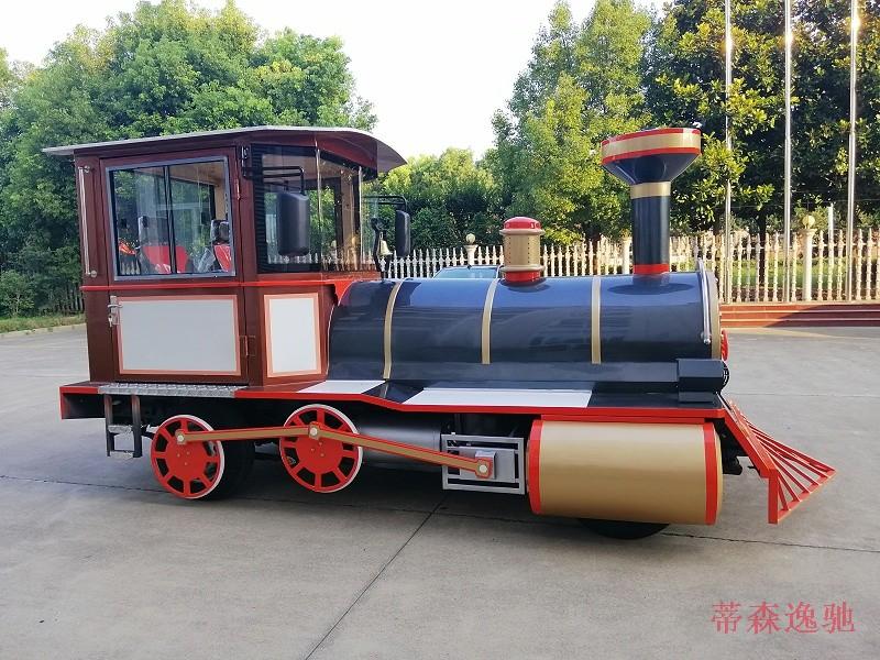 燃油观光小火车