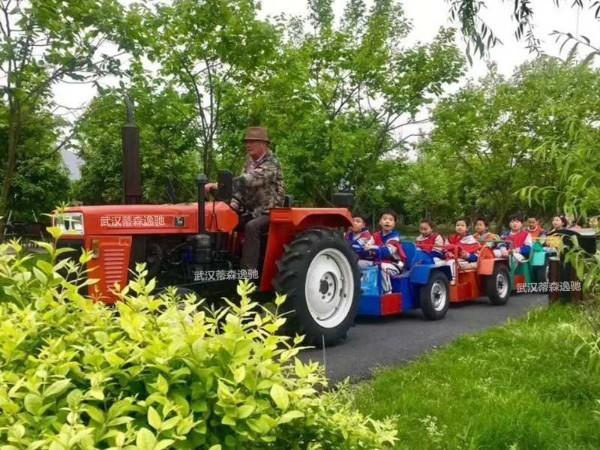 农场拖拉机小火车-DSW-E2