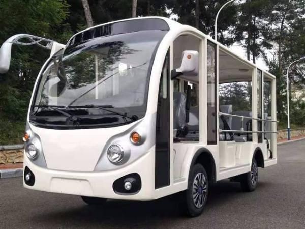 14座燃油观光车-巴士款