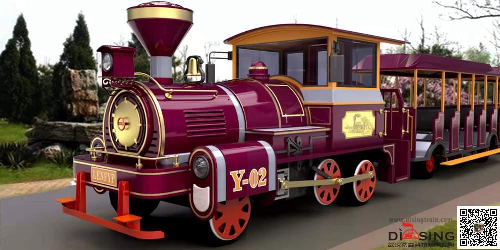 蒂森观光小火车2