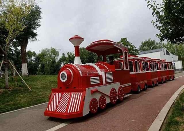 田园综合体-观光小火车