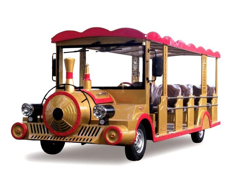 18座燃油小火车