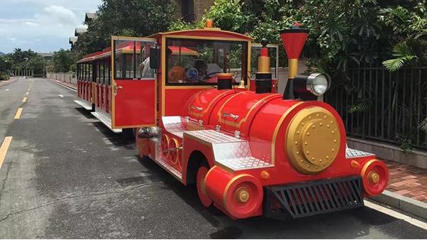无轨观光小火车都有哪些优点?