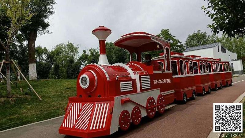游乐儿童观光小火车