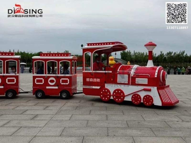 儿童游乐观光小火车