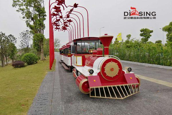 观光小火车-58座