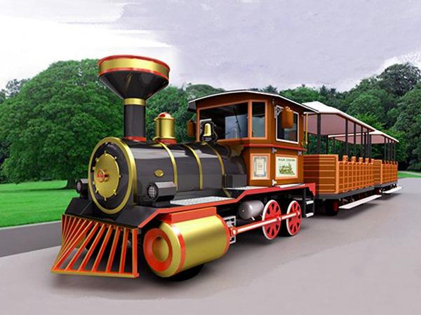 DSW-D72 72座无轨观光小火车