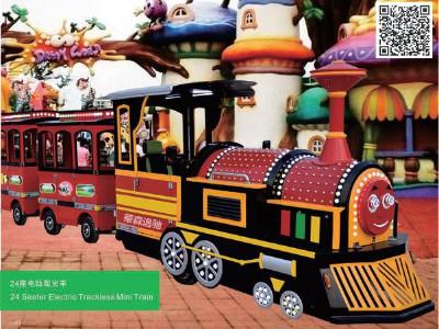武汉蒂森儿童观光小火车