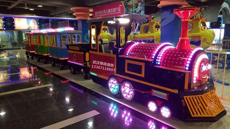 商场儿童游乐观光小火车