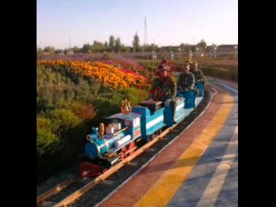 国庆小长假,坐着观光小火车去旅行吧