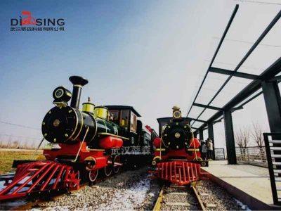 128座轨道观光小火车-DST-6G-128