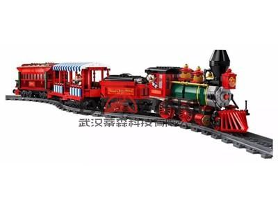 科普-迪士尼观光小火车设计原型是-你知道么