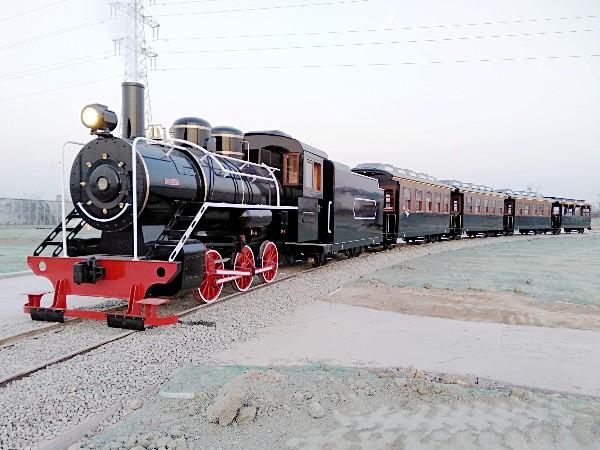 DST-G3-E160C轨道观光小火车