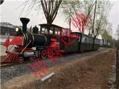54座轨道小火车