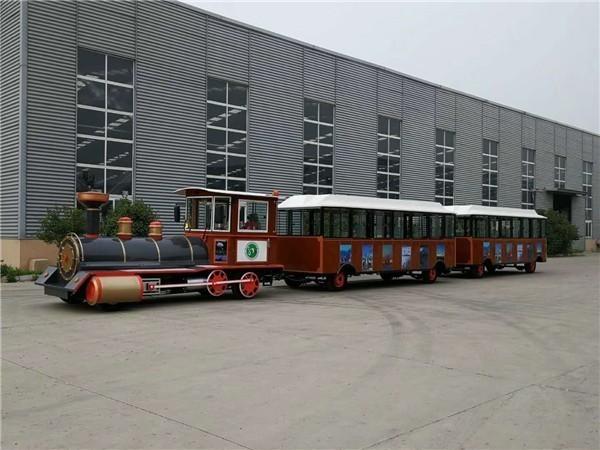 72座小火车