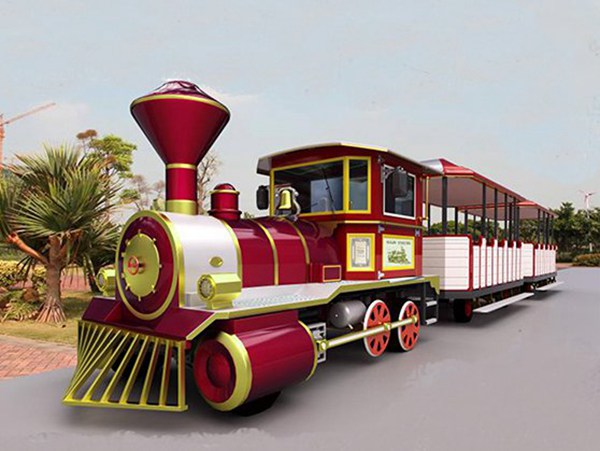 型号:DSW-ED58景区观光小火车-58座