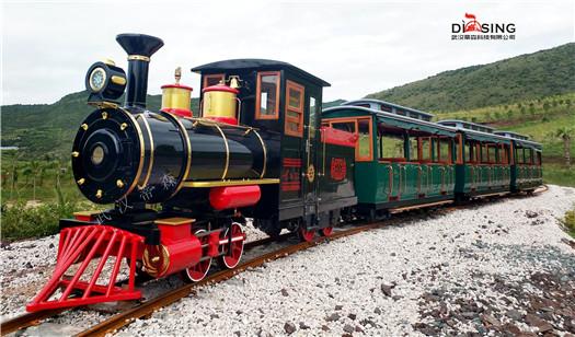 54座观光小火车