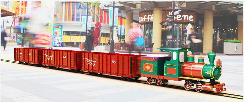 网红小火车