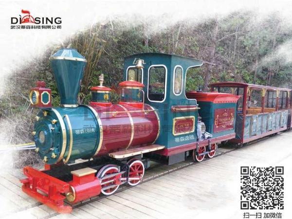 DST-G3-E36C 亲子游乐轨道观光小火车