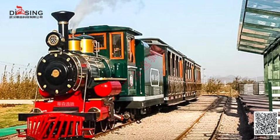 128座观光小火车 DST-G6-D128