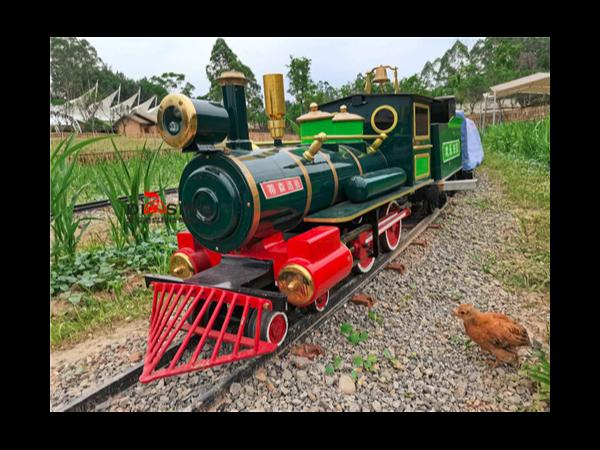 骑跨式小火车