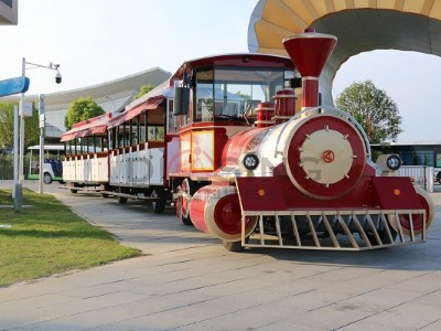 DSW-E62 62座无轨观光小火车