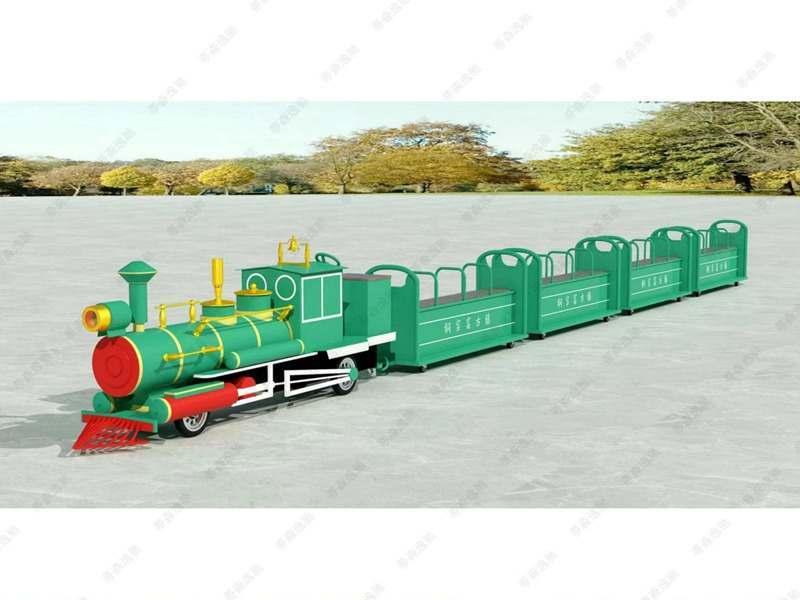 骑乘式小火车