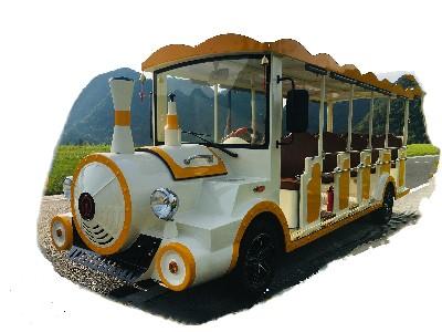 DSW-D14 14座轮式燃油观光小火车