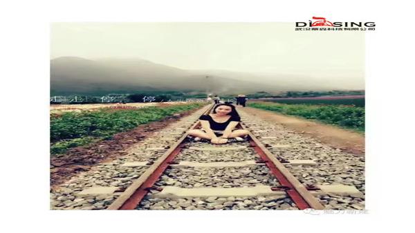 观光小火车轨道