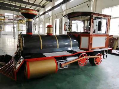 DSW-D72 72座燃油观光小火车