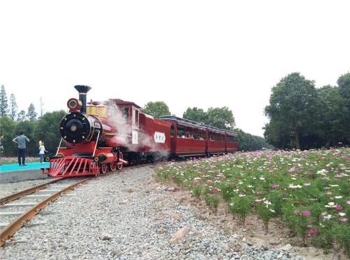 农业小火车