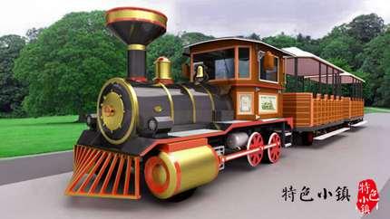 特色小镇旅游观光小火车