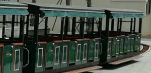 观光火车车厢