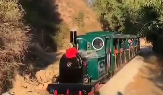 36座小火车