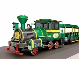 42/62座-内燃无轨观光小火车