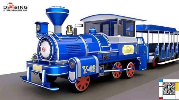复古小火车