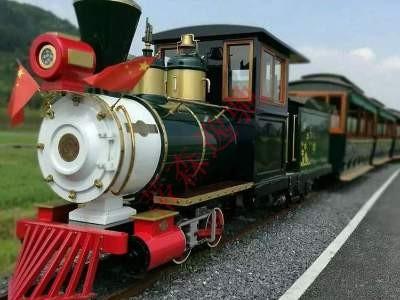 安全第一,蒂森轨道小火车三重刹车,保证安全